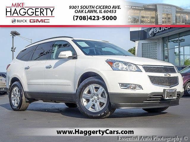 2012 Chevrolet Traverse LT w/2LT for sale in Oak Lawn, IL