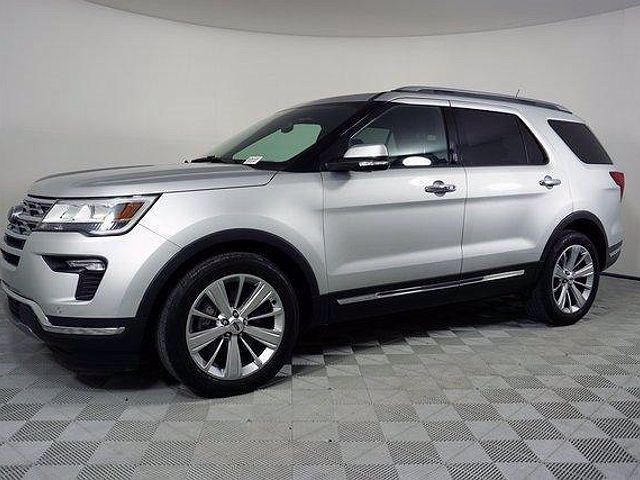 2019 Ford Explorer Limited for sale in Miami, FL