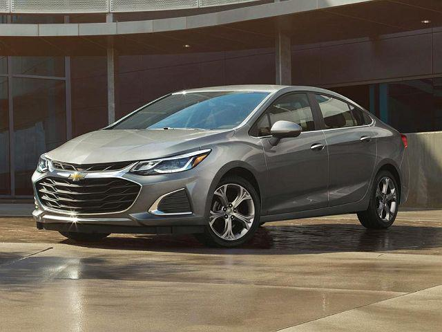 2019 Chevrolet Cruze LT for sale in Norton, OH