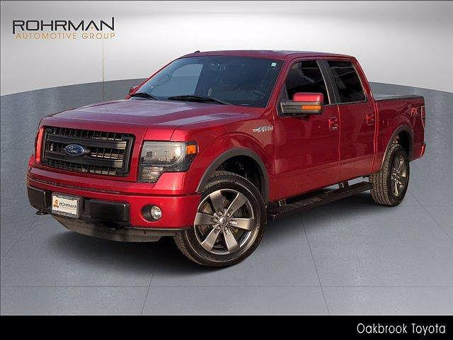 2014 Ford F-150 FX4 for sale in Westmont, IL