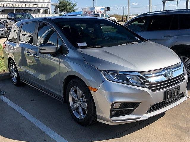 2020 Honda Odyssey EX-L for sale in San Marcos, TX