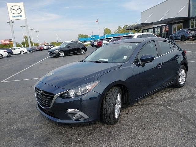 2015 Mazda Mazda3 i Touring for sale in Indianapolis, IN
