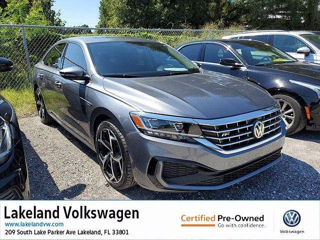 2020 Volkswagen Passat 2.0T R-Line for sale in Lakeland, FL
