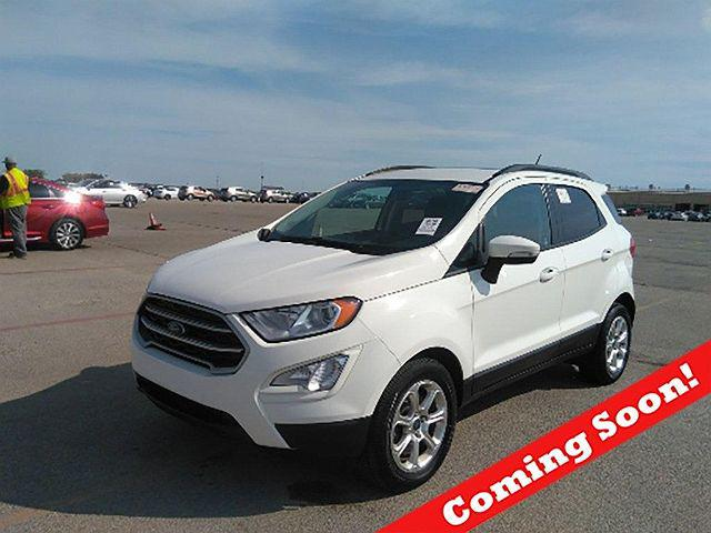 2018 Ford EcoSport SE for sale in Cleveland, OH