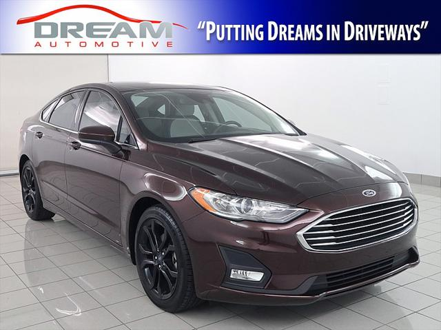 2019 Ford Fusion SE for sale in Lawrence, KS