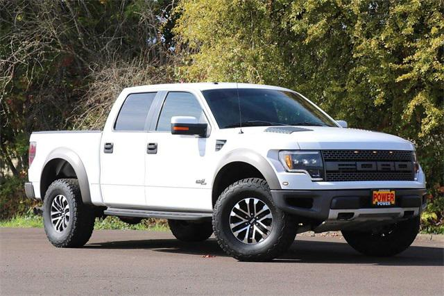 2012 Ford F-150 SVT Raptor for sale in Corvallis, OR