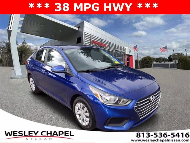 2019 Hyundai Accent SE for sale in Wesley Chapel, FL