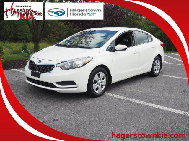 2016 Kia Forte LX for sale in Hagerstown, MD