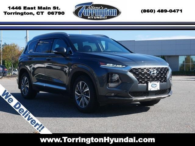 2020 Hyundai Santa Fe SEL for sale in TORRINGTON, CT
