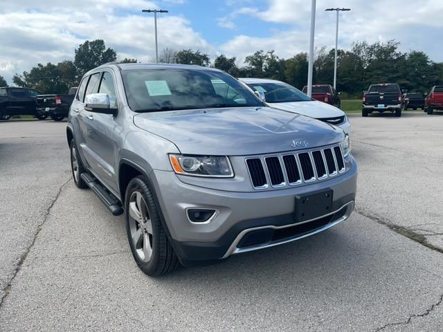 2015 Jeep Grand Cherokee Limited for sale in Richmond, KY