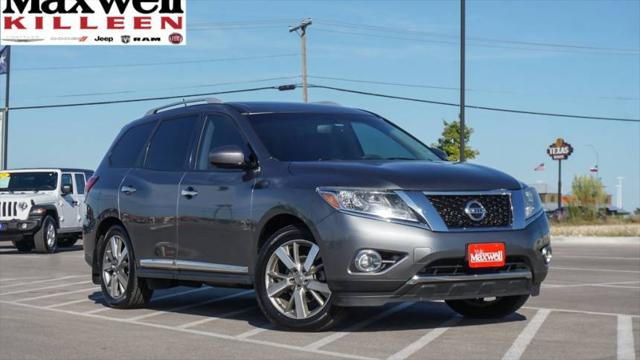 2015 Nissan Pathfinder Platinum for sale in Killeen, TX