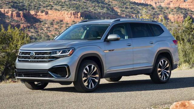 2022 Volkswagen Atlas 3.6L V6 SEL Premium R-Line for sale in Killeen, TX