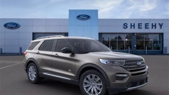 2021 Ford Explorer King Ranch for sale in Warrenton, VA