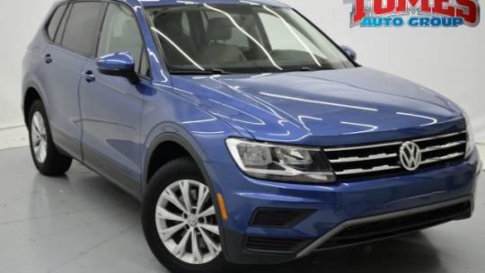 2018 Volkswagen Tiguan S for sale in McKinney, TX