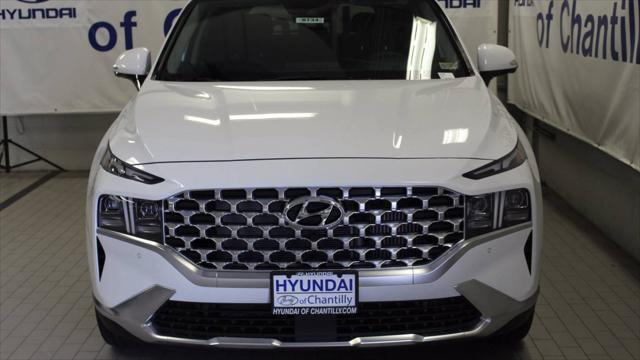 2022 Hyundai Santa Fe Limited for sale in Chantilly, VA