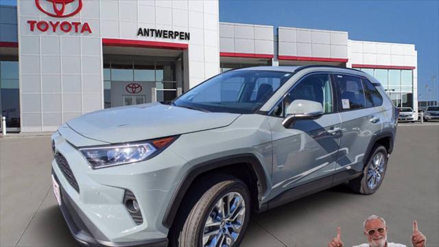 2021 Toyota RAV4 XLE Premium for sale in Clarksville, MD