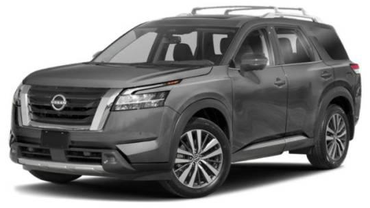 2022 Nissan Pathfinder Platinum for sale in Rosenberg, TX