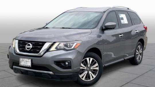 2017 Nissan Pathfinder SV for sale in Kingwood, TX
