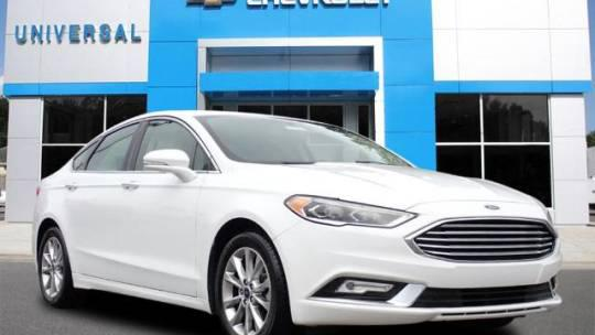 2017 Ford Fusion SE for sale in Wendell, NC