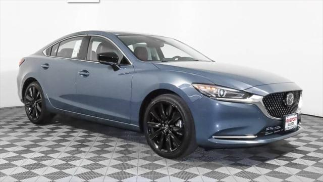 2021 Mazda Mazda6 Carbon Edition for sale in Suitland, MD