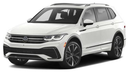 2022 Volkswagen Tiguan SEL R-Line for sale in San Antonio, TX