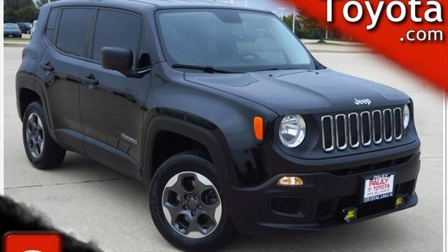 2015 Jeep Renegade Sport for sale in Crystal Lake, IL