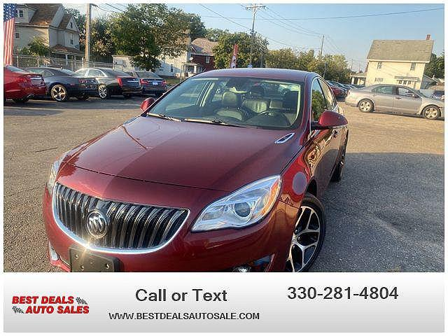 2017 Buick Regal Sport Touring for sale in Akron, OH