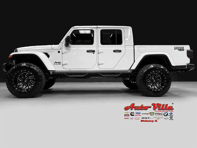 2020 Jeep Gladiator Overland for sale in McHenry, IL