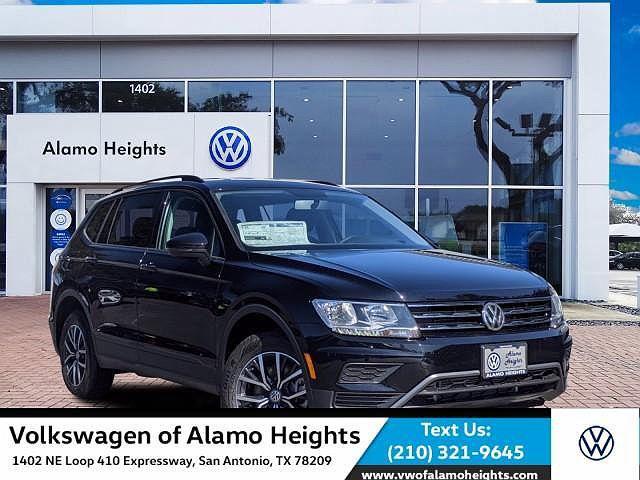 2021 Volkswagen Tiguan S for sale in San Antonio, TX