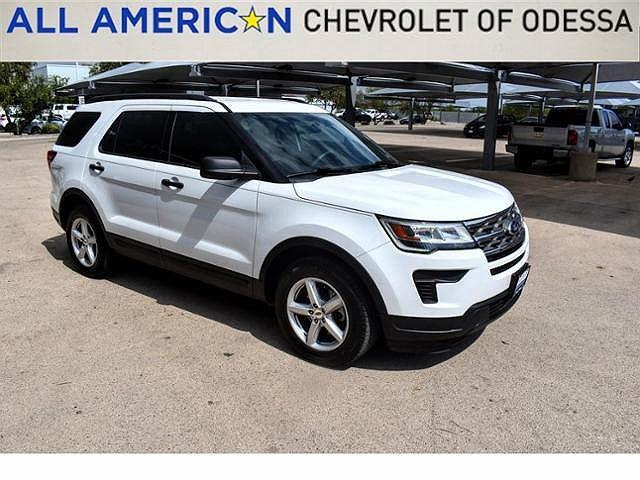 2019 Ford Explorer Base for sale in Odessa, TX