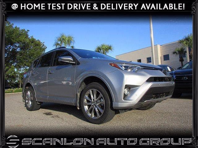 2017 Toyota RAV4 Platinum for sale in Fort Myers, FL