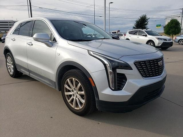 2019 Cadillac XT4 FWD Luxury for sale in Frisco, TX