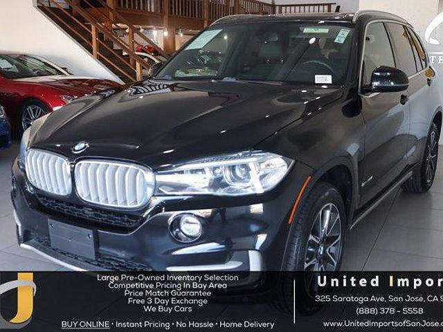 2018 BMW X5 sDrive35i for sale in San Jose, CA