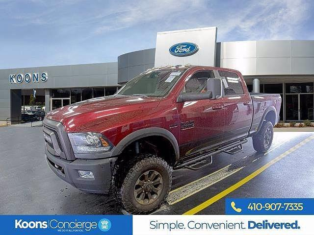 2017 Ram 2500 Power Wagon for sale in Windsor Mill, MD
