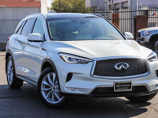 2019 INFINITI QX50 ESSENTIAL for sale in Sacramento, CA