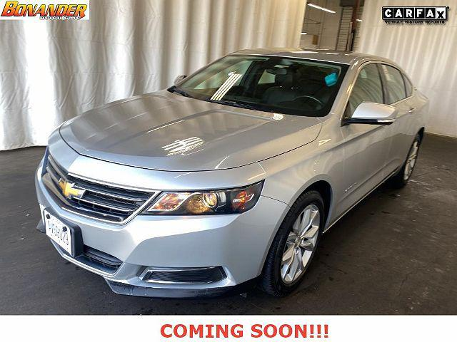 2016 Chevrolet Impala LT for sale in Turlock, CA