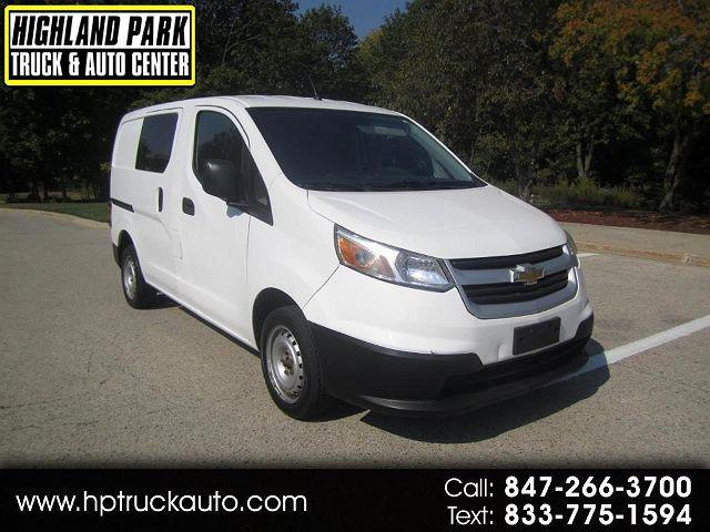 2016 Chevrolet City Express Cargo Van LT for sale in Highland Park, IL