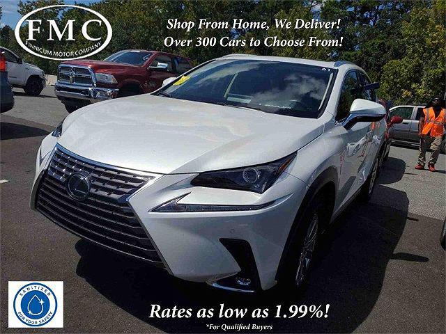2021 Lexus NX NX 300 for sale in Americus, GA
