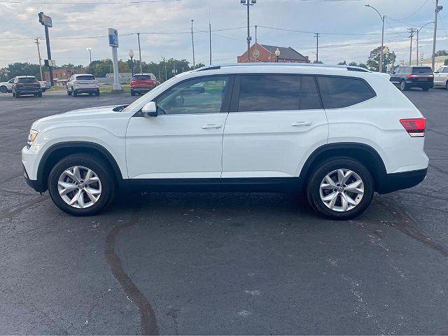 2019 Volkswagen Atlas 3.6L V6 SE for sale in Mount Vernon, IL