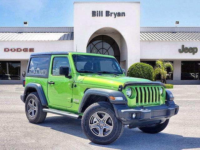 2019 Jeep Wrangler Sport S for sale in Fruitland Park, FL