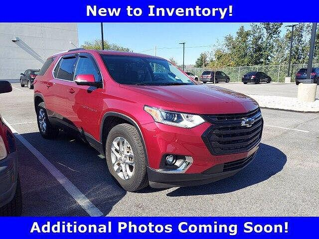 2018 Chevrolet Traverse LT Cloth for sale in York, PA