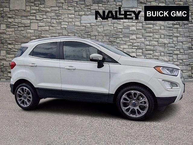 2019 Ford EcoSport Titanium for sale in Brunswick, GA