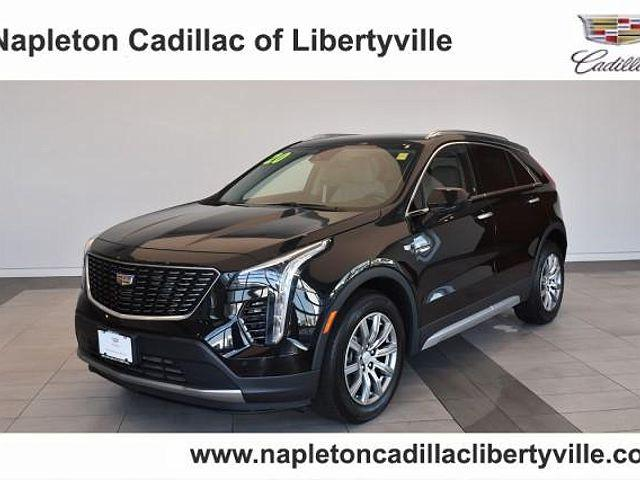 2020 Cadillac XT4 FWD Premium Luxury for sale in Libertyville, IL