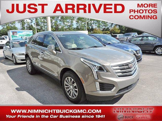 2019 Cadillac XT5 Luxury FWD for sale in Jacksonville, FL