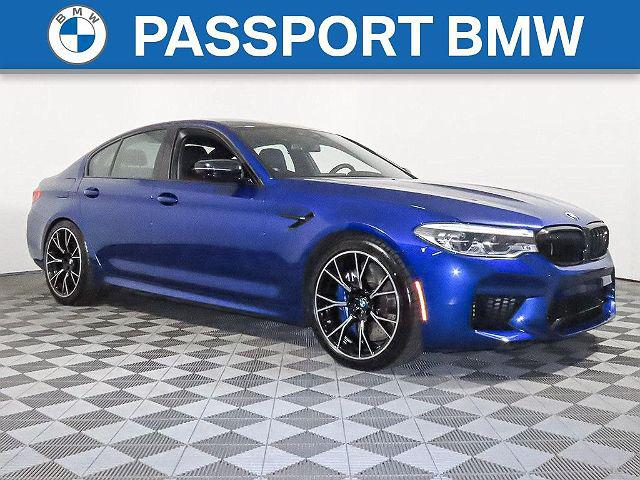 2019 BMW M5 Competition for sale in Marlow Heights, MD