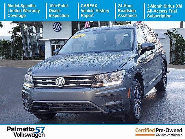 2020 Volkswagen Tiguan SE for sale in Miami, FL