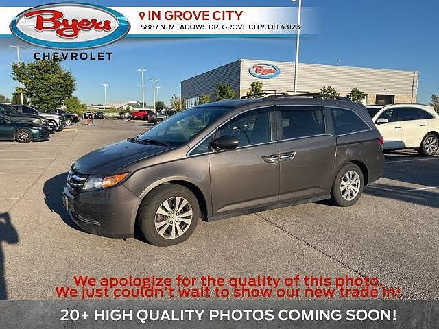 2016 Honda Odyssey EX-L for sale in Grove City, OH