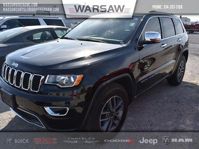 2020 Jeep Grand Cherokee Limited for sale in Warsaw, IN