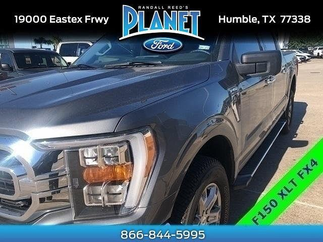 2021 Ford F-150 XLT for sale in Humble, TX