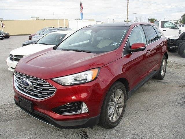 2019 Ford Edge Titanium for sale in Fort Wayne, IN